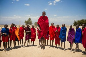 Samburu dance – Kenya