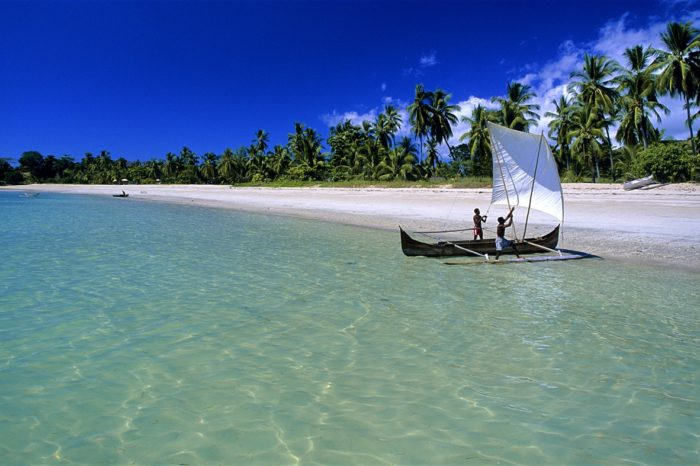 7 Days Nosy be Island Honeymoon Package.