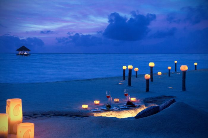 7 Days Maldives Romantic Getaway